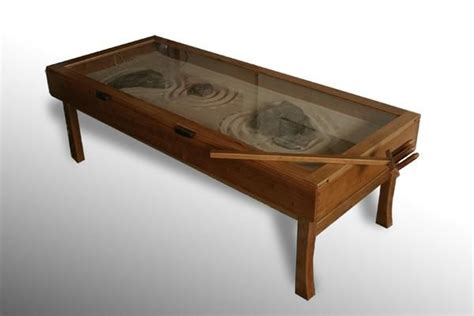 table zen garden zen garden coffee table home living room