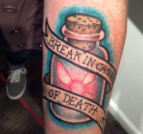 tattoo school nyc zelda break in case of death tattoos pinterest new