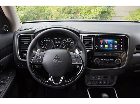 mitsubishi outlander 2017 interior mitsubishi outlander prices reviews and pictures u s