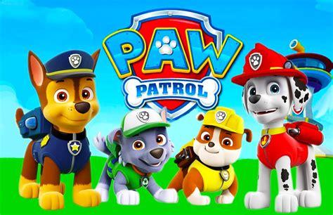 pow patrol paw patrol chase paw patrol rubble paw patrol marshall paw patrol rocky nick jr youtube