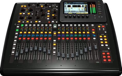Mixer Digital behringer x32 compact 40 ch 25 digital mixer pssl