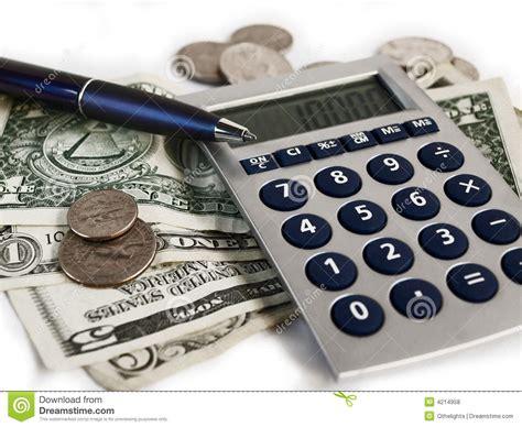 calculator dollar money calculation stock photo image of calculator