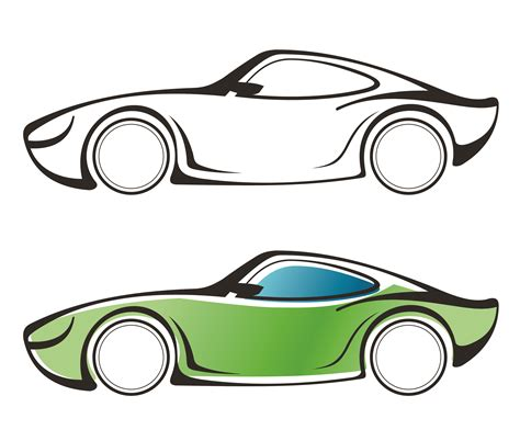 Drawing Vectors by Car Drawing Vector At Getdrawings Free For Personal