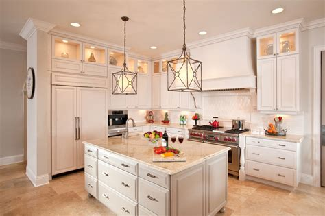 Island Kitchen Bremerton river white granite countertops kitchen traditional with