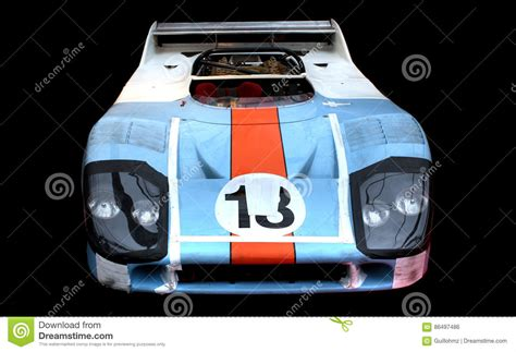porsche prototype race cars porsche 917 10 prototype 1970 editorial photo image