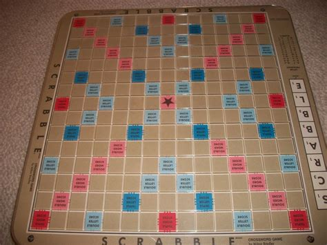 turntable scrabble board scrabble deluxe edition turntable board oak bay