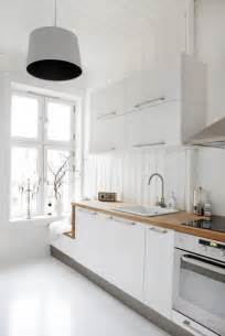 Where To Place Handles On Kitchen Cabinets 10 amazing scandinavian kitchen interior design ideas