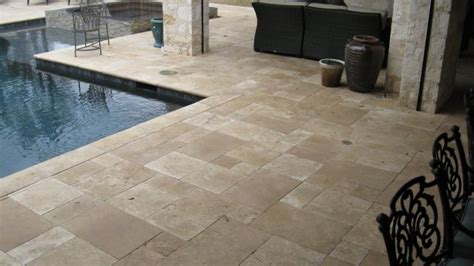 1000 ideas about travertine pavers on pinterest pool pavers patio flooring and pavers patio
