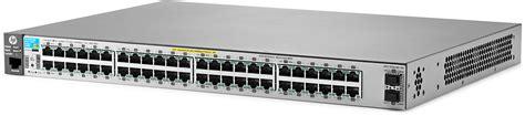 Hpe Aruba 2530 48g Poe 2sfp Switch J9853a 1 hpe aruba 2530 48g poe 2sfp switch 48 porttinen kytkin 10 100 1000 hallittavat kytkimet