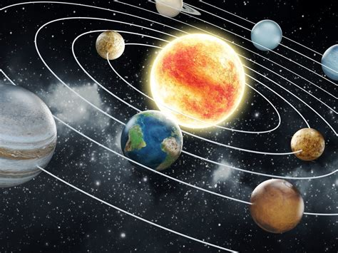 solar instalation why is the solar system flat 187 science abc