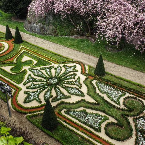 Photos Of Gardens 04 loire castles tasuki s gallery