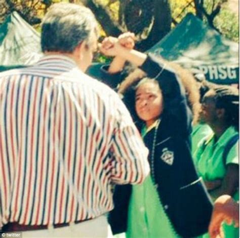 Set Zulaika zulaikha patel becomes heroine of south africa as she stands against discriminatory hair policy