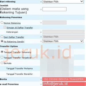 format sms banking dr bni ke bri cara bayar jeruk id mudah aman terpercaya