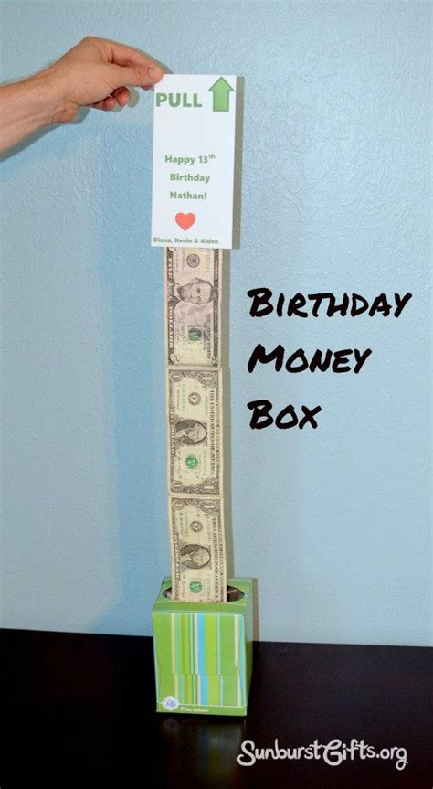 How Do They Make Paper Money - easy peasy birthday money box the birthday money box is