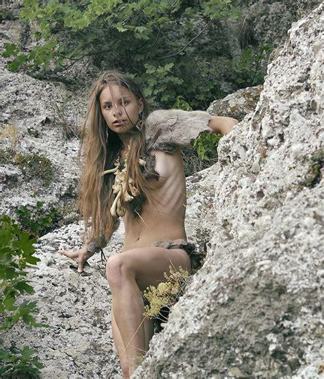 Cave Girl By Ohlopkov On Deviantart