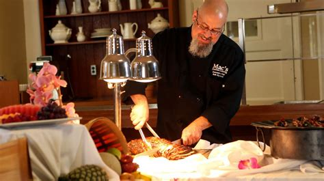 catering services eugene oregon mac s custom catering