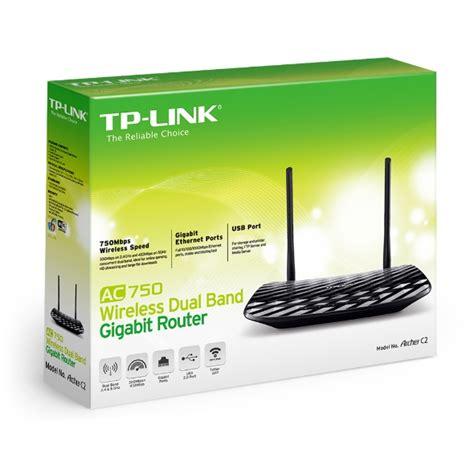 archer c2 router inal 225 mbrico banda dual gigabit ac750