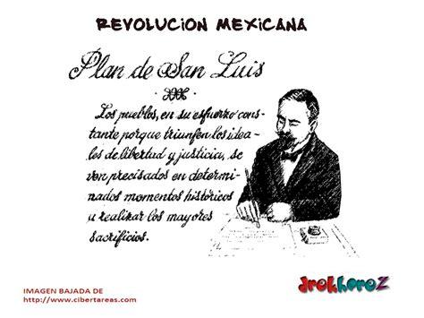 Imagenes De La Revolucion Mexicana En San Luis Potosi | plan de san luis revoluci 243 n mexicana cibertareas