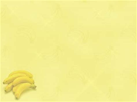 banana 02 powerpoint templates