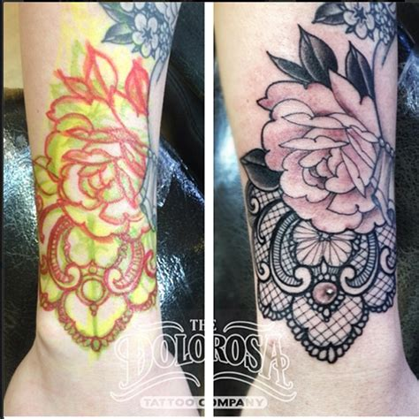 victorian rose tattoo the gallery for gt lace