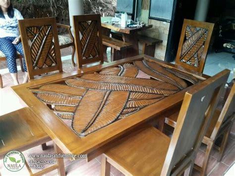 Kursi Kantor Palembang kursi makan jati pesanan ibu yuli palembang naula jati