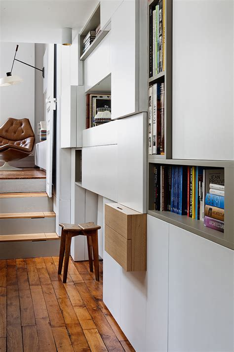 40sqm to 40sqm dwelling in designed by vauvillier