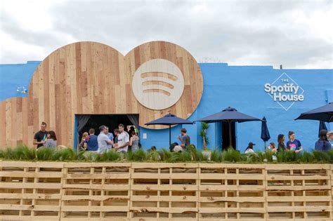 Spotify S Party House At Sxsw Will Have Live Performances And A Cardio Party