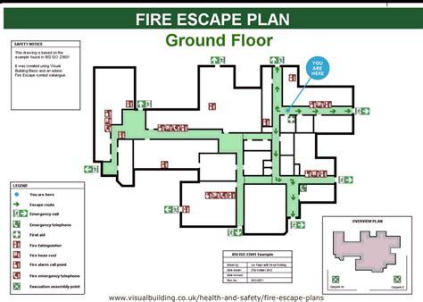 building escape plan