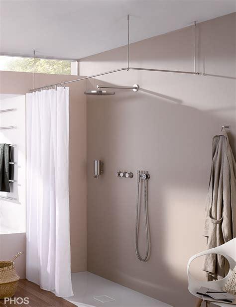 Badewanne Für Die Dusche 700 by Duschvorhangstange Aus Edelstahl Cns F 252 R Badewanne Dusche