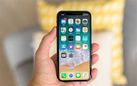 apple iphone x term review gsmarena tests
