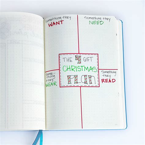 december 2016 bullet journal setup plan with me