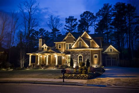 Preferred Landscape And Lighting Image Gallery Exterior Lighting