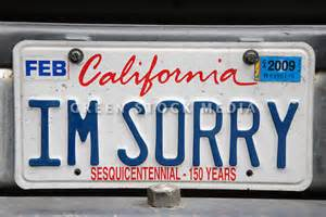 new car license plate california i m sorry license plate on ford explorer suv green