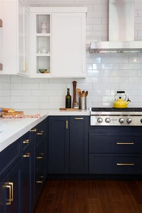 Kitchens With Blue Cabinets You Considered Using Blue For Your Kitchen Cabinetry Kitchen Cabinetry Kitchens And