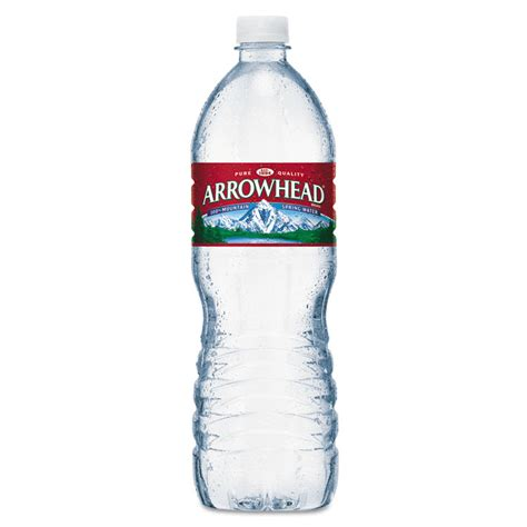 Natural Spring Water by Arrowhead® NLE827173
