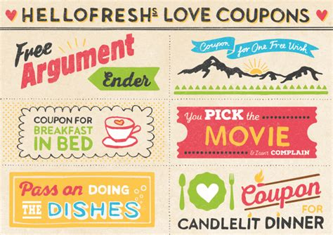 printable love massage coupons diy valentine s day love coupons the fresh times