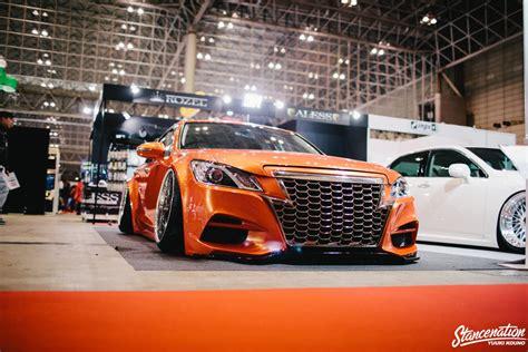 tokyo auto salon  photo coverage stancenation
