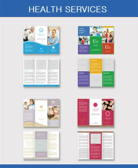 brochure size template extensive guide working with standard brochures uprinting