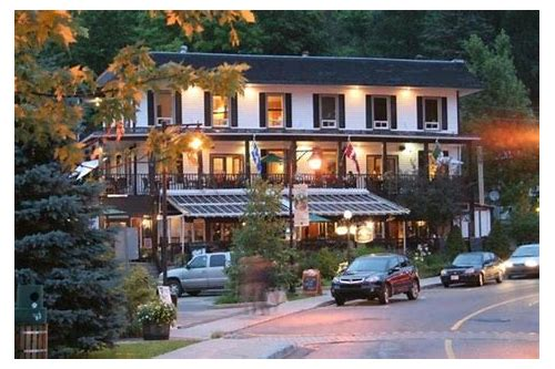 mont tremblant hotel package deals