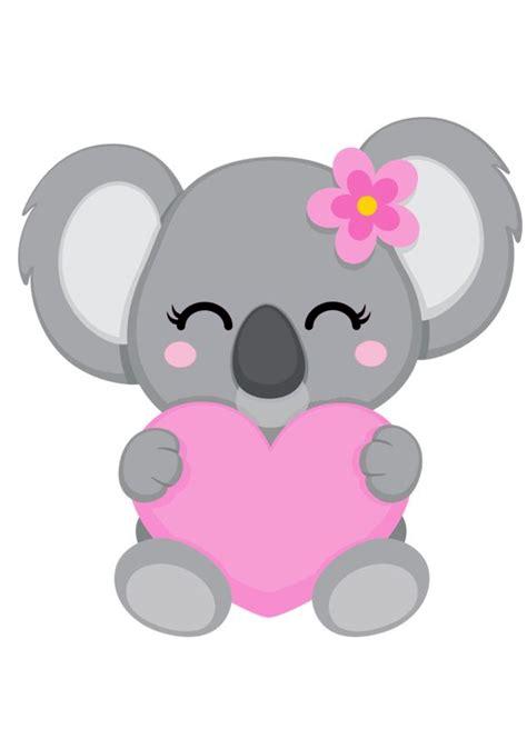 imagenes kawaii de koalas estuche en forma de koala kawaii manualidades para el