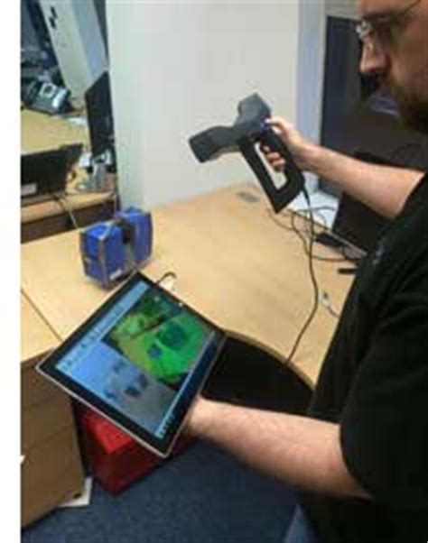 faro launches innovative, user friendly handheld 3d laser