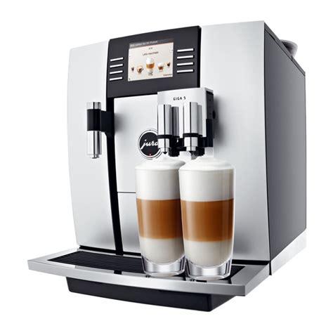 jura giga espresso machine jura giga 5 espresso machine canada espresso planet canada