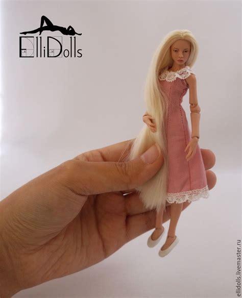 1 12 porcelain dolls yumi 1 12 scale ooak miniature porcelain bjd doll by