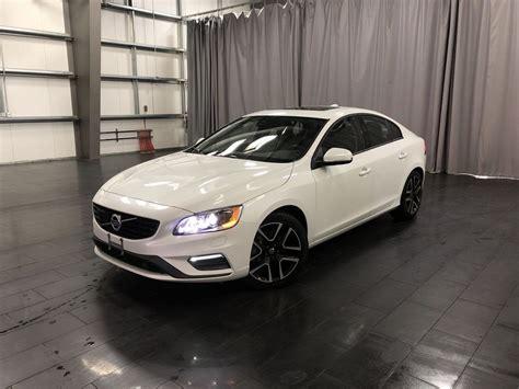 certified pre owned  volvo  dynamic polestar  extended warranty included sedan