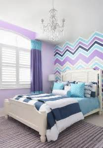 Aqua Bedroom 25 Kids Bedrooms Showcasing Stylish Chevron Pattern