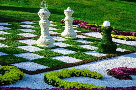 design garden game unusual landscape design ideas slideshow