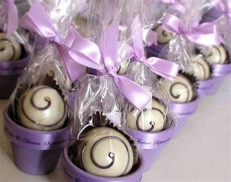 bridal shower favors to make yourself so doing this going to make the truffles myself so