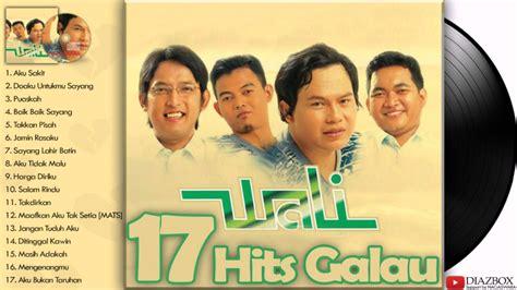 lagu lagu galau apew pasundan 17 wali full album 17 lagu paling galau vol 2 lagu