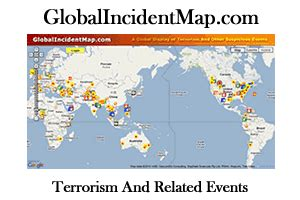 global incident map earthquake in california december 12 2013