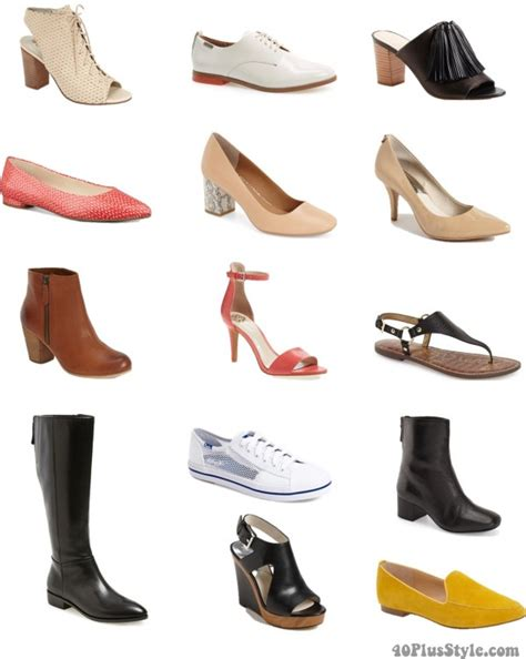 different types of shoes for what shoes to wear with different styles of